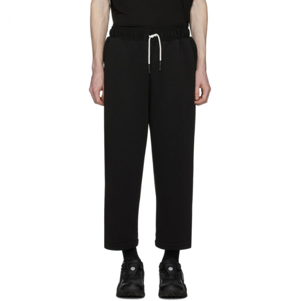 エー エー スペクトラム A. A. Spectrum メンズ スウェット・ジャージ ボトムス・パンツ【Black ShuFu Lounge Pants】Black