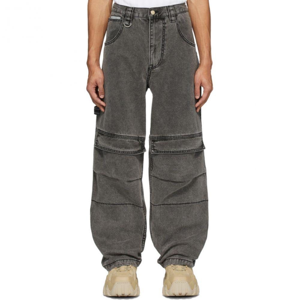 エイティーズ Eytys メンズ ジーンズ・デニム ボトムス・パンツ【Black Titan Max Jeans】Black