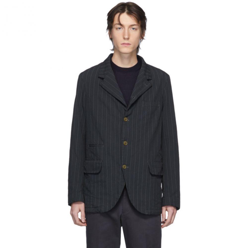 コム デ ギャルソン Comme des Garcons Homme Deux メンズ スーツ・ジャケット アウター【Grey Textured Dobby Blazer】Grey