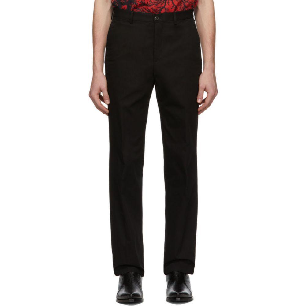 コブラ S.C. Cobra S.C. メンズ ボトムス・パンツ 【Black Twill Classic Trousers】Black