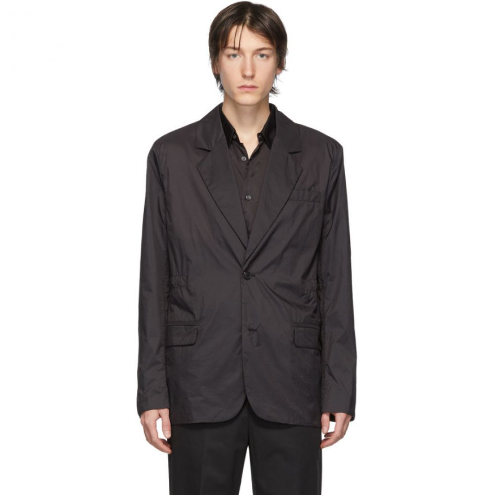 アクネ ストゥディオズ Acne Studios メンズ スーツ・ジャケット アウター【Black Jace Blazer】Black