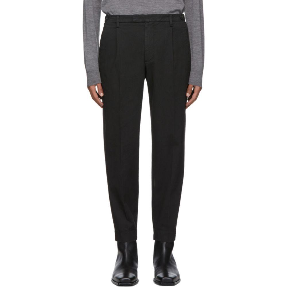 バレナ Barena メンズ ボトムス・パンツ 【Black Masco Trousers】Black