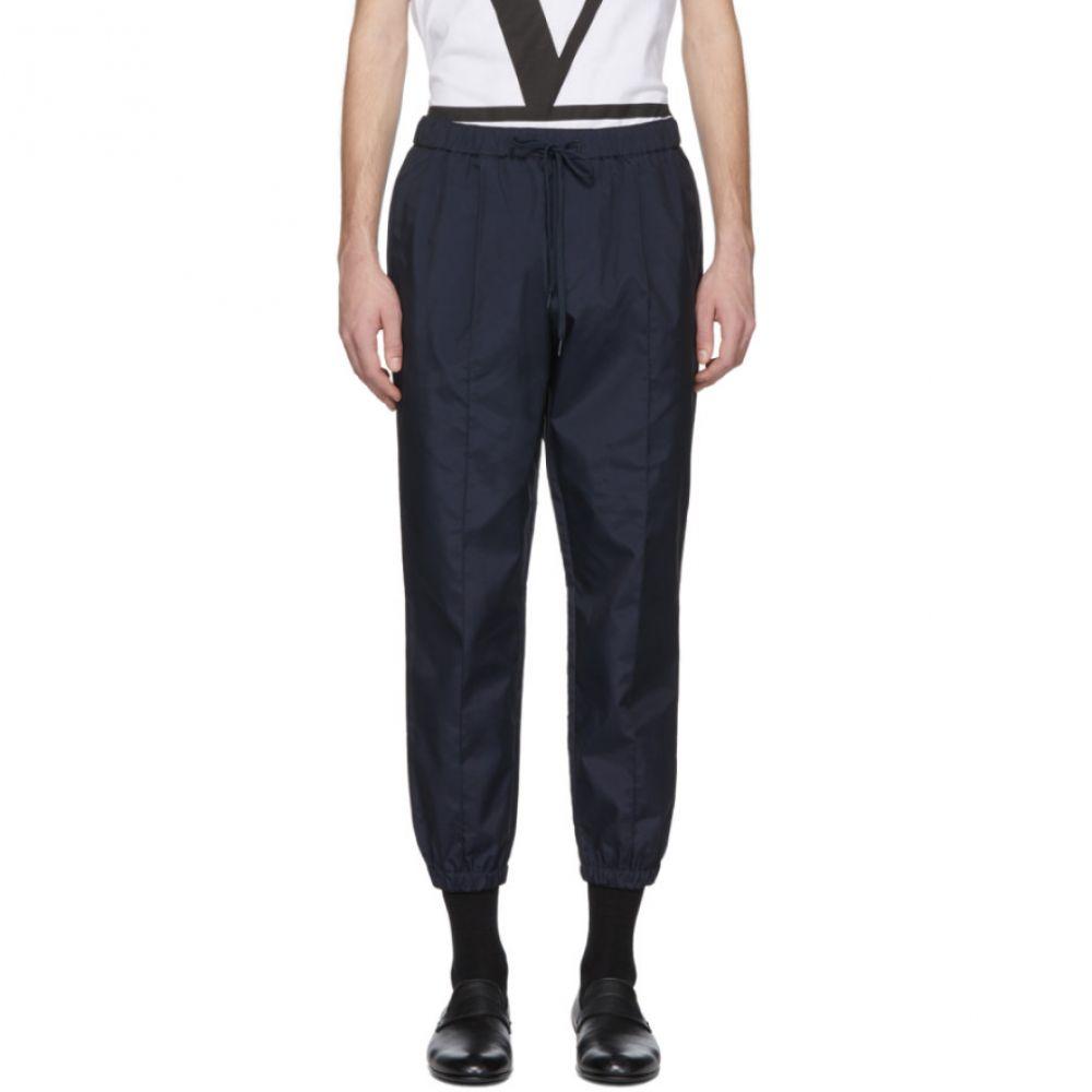 バレナ Barena メンズ ボトムス・パンツ 【Navy Scaleter Trousers】Navy
