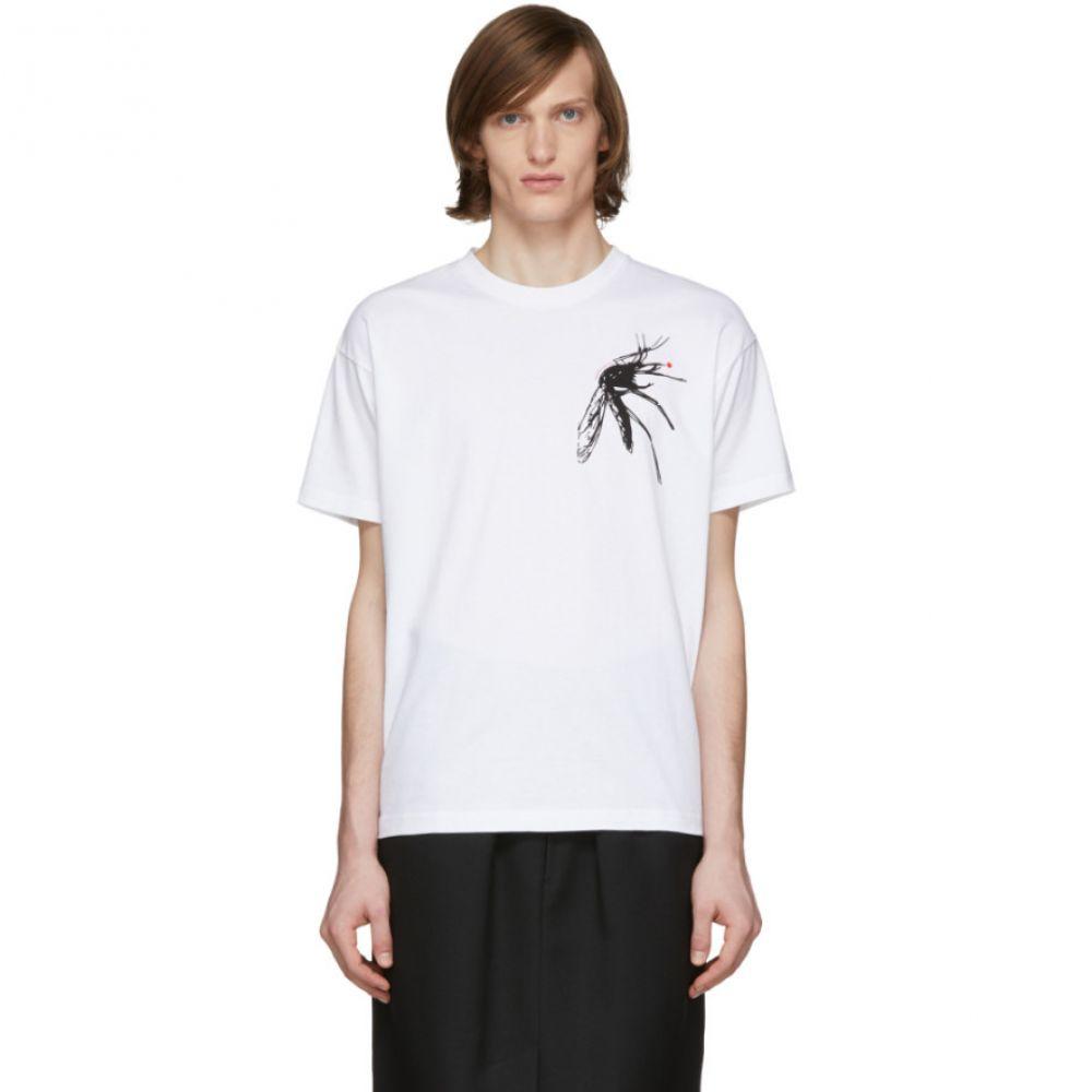 ランダム アイデンティティーズ Random Identities メンズ Tシャツ トップス【White Mosquito T-Shirt】White