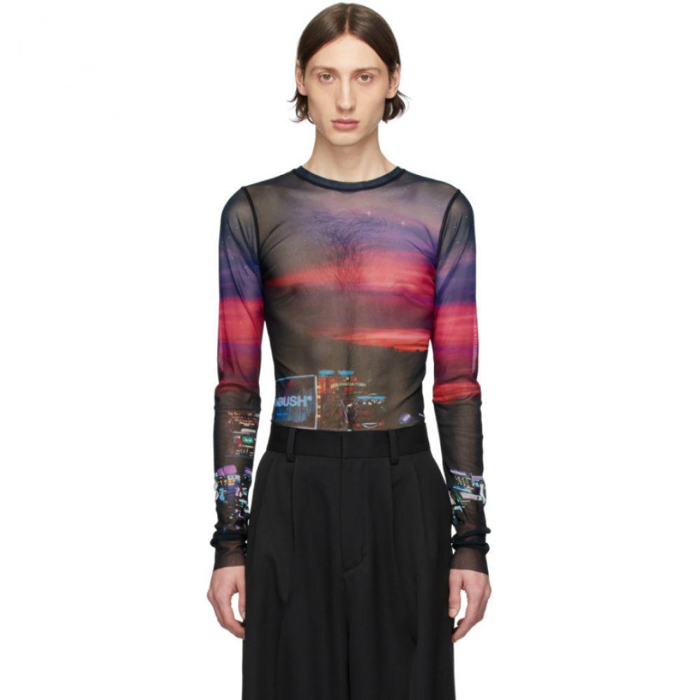 アンブッシュ Ambush メンズ Tシャツ トップス【Multicolor Power Mesh Printed T-Shirt】Multicolor