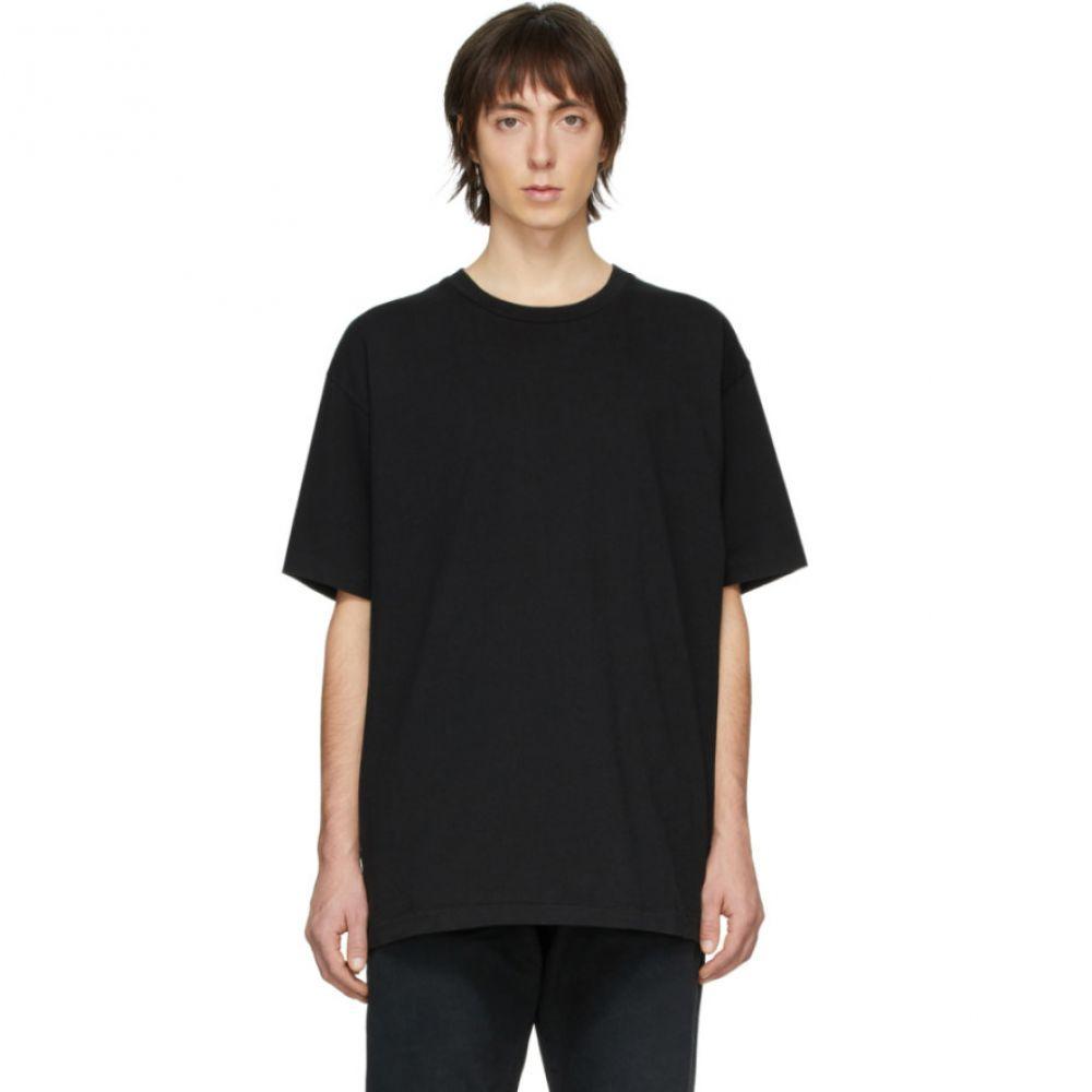ジョン エリオット John Elliott メンズ Tシャツ トップス【Black University T-Shirt】Black