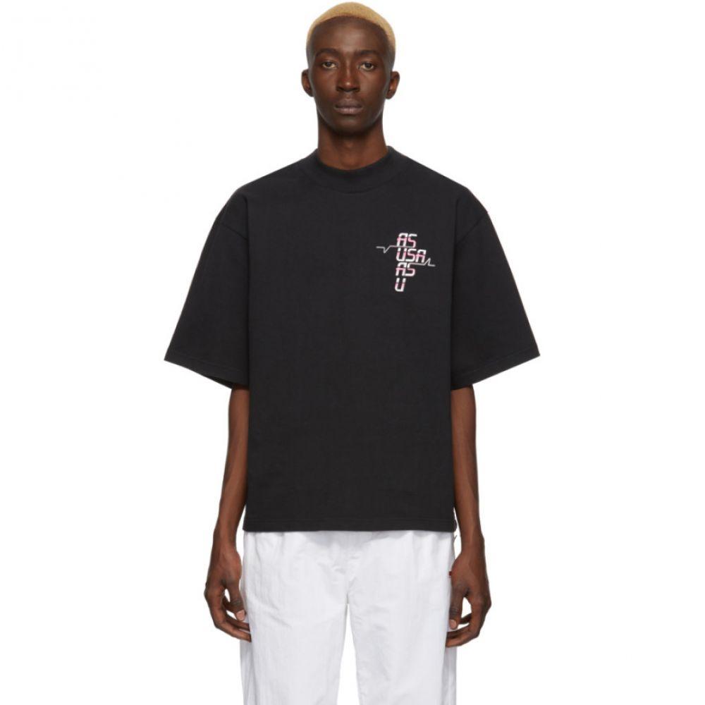 リーボック Reebok by Pyer Moss メンズ Tシャツ トップス【Black Collection 3 Graphic T-Shirt】Black