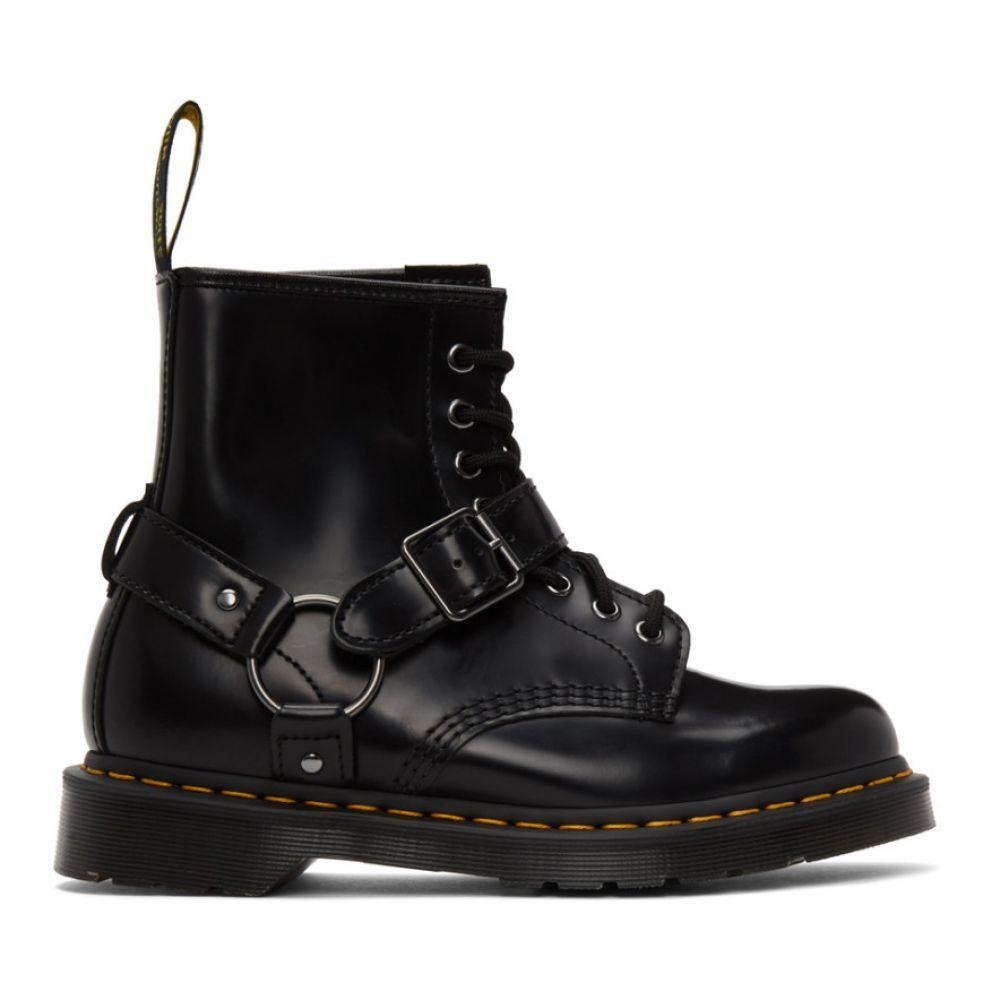 ドクターマーチン Dr. Martens メンズ ブーツ シューズ・靴【Black 1460 Harness Boots】Black