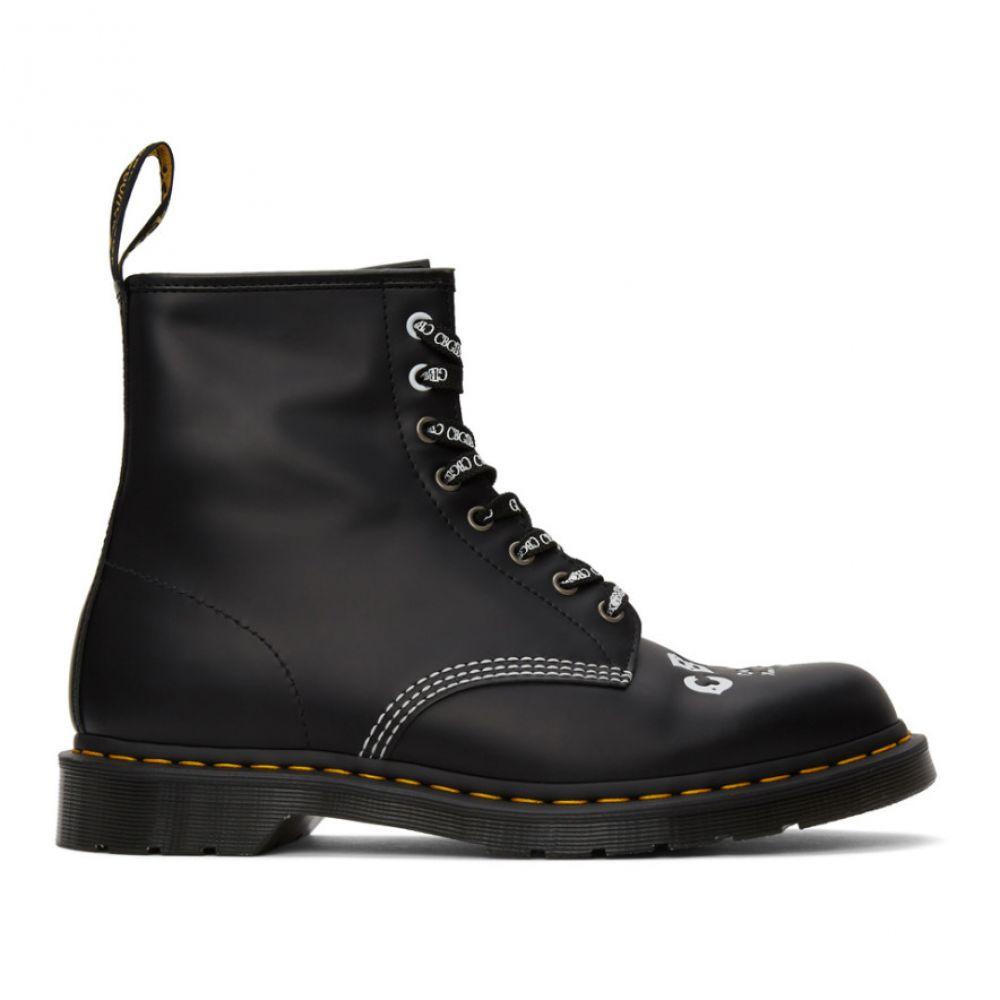 ドクターマーチン Dr. Martens メンズ ブーツ シューズ・靴【Black CBGB Edition 1460 Boots】Black