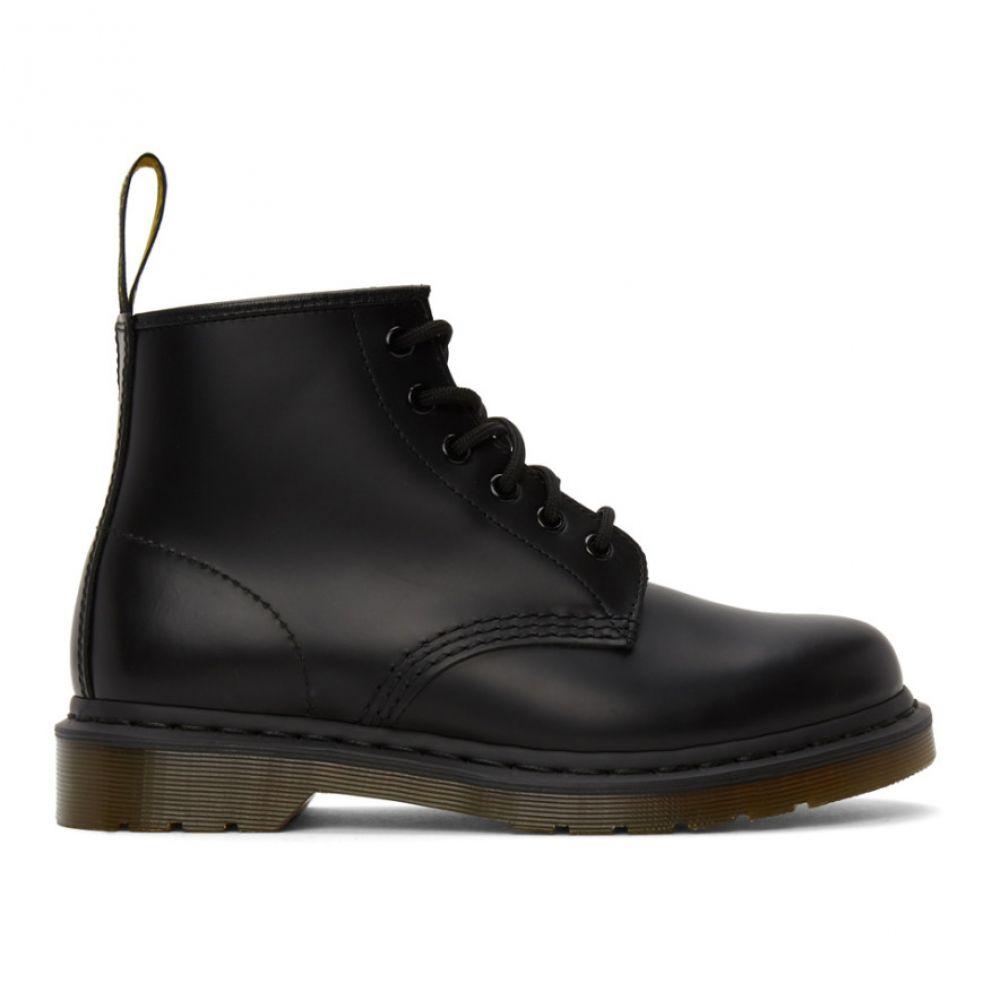 ドクターマーチン Dr. Martens メンズ ブーツ シューズ・靴【Black 101 Boots】Black