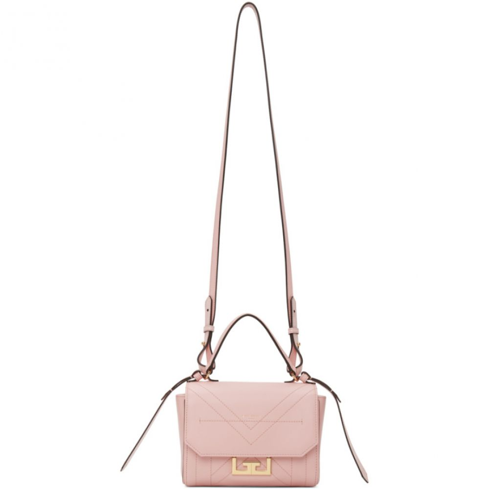 ジバンシー Givenchy レディース ショルダーバッグ バッグ【Pink Mini Eden Shoulder Bag】Pink