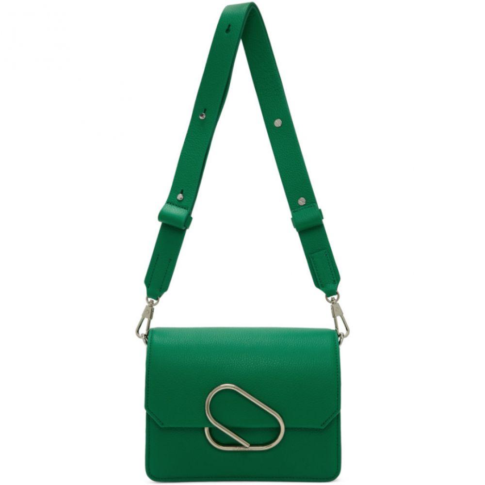 スリーワン フィリップ リム 3.1 Phillip Lim レディース ショルダーバッグ バッグ【Green Mini Alix Shoulder Bag】Kelly green