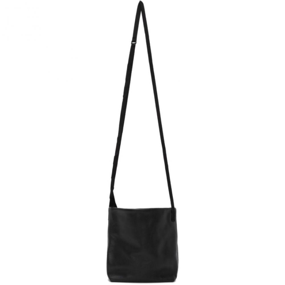アンドゥムルメステール Ann Demeulemeester レディース ショルダーバッグ バッグ【Black Small Bozen Bag】Black