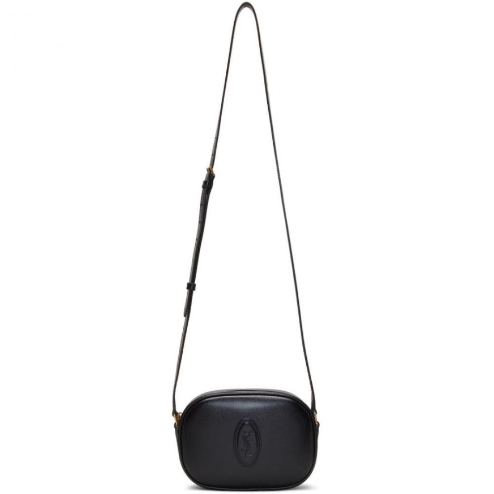 イヴ サンローラン Saint Laurent レディース ショルダーバッグ カメラバッグ バッグ【Black 'Le 61' Camera Bag】Black