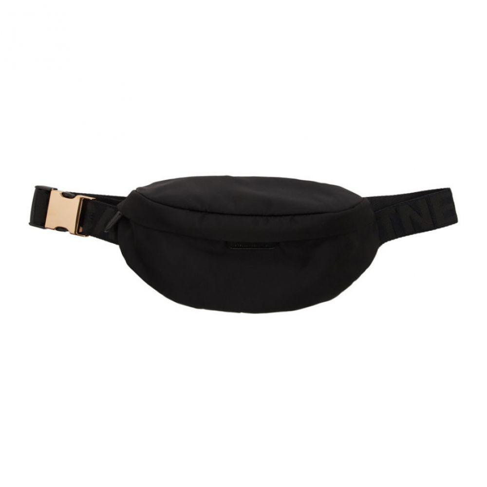 ステラ マッカートニー Stella McCartney レディース ボディバッグ・ウエストポーチ バッグ【Black Falabella Logo Go Belt Bag】Black