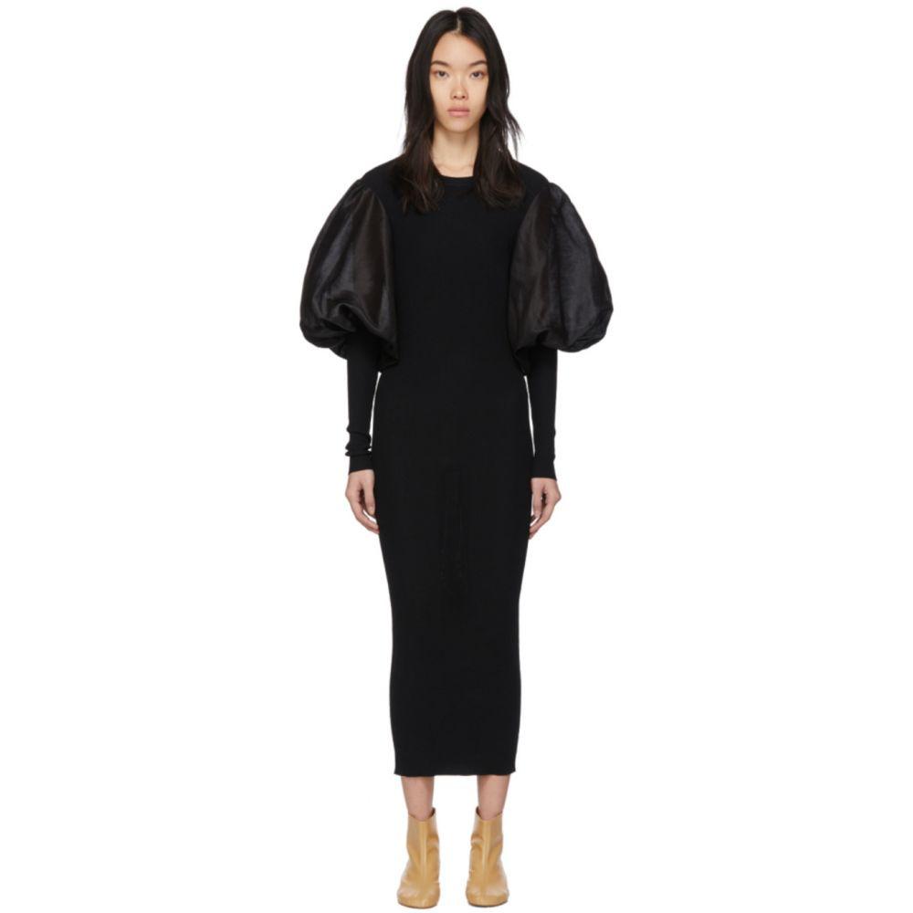 トーテム Toteme レディース ワンピース ワンピース・ドレス【Black Vignola Dress】Black
