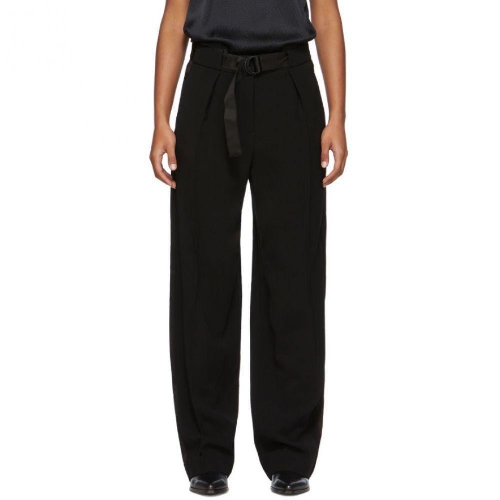 ラグ&ボーン rag & bone レディース ボトムス・パンツ 【Black Rochelle Trousers】Black