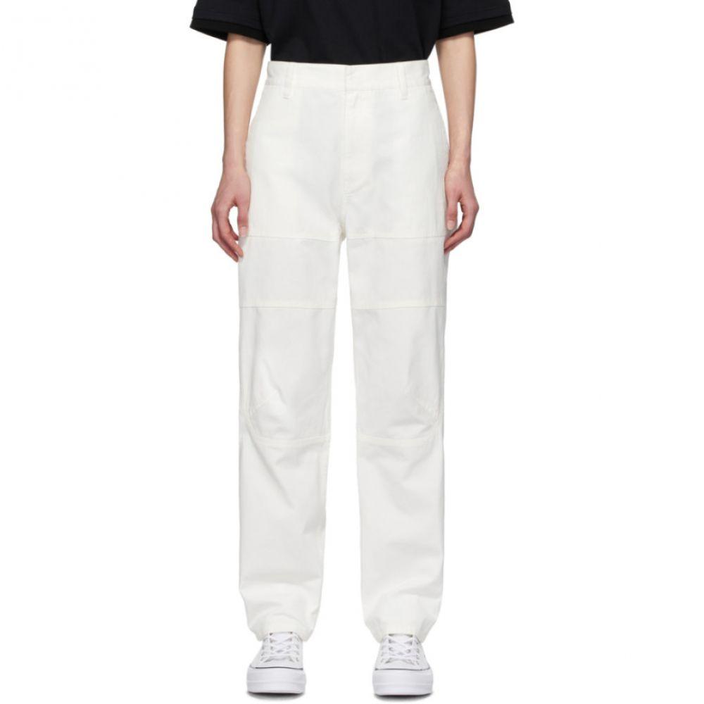 アンブッシュ Ambush レディース カーゴパンツ ボトムス・パンツ【White Cargo Trousers】White