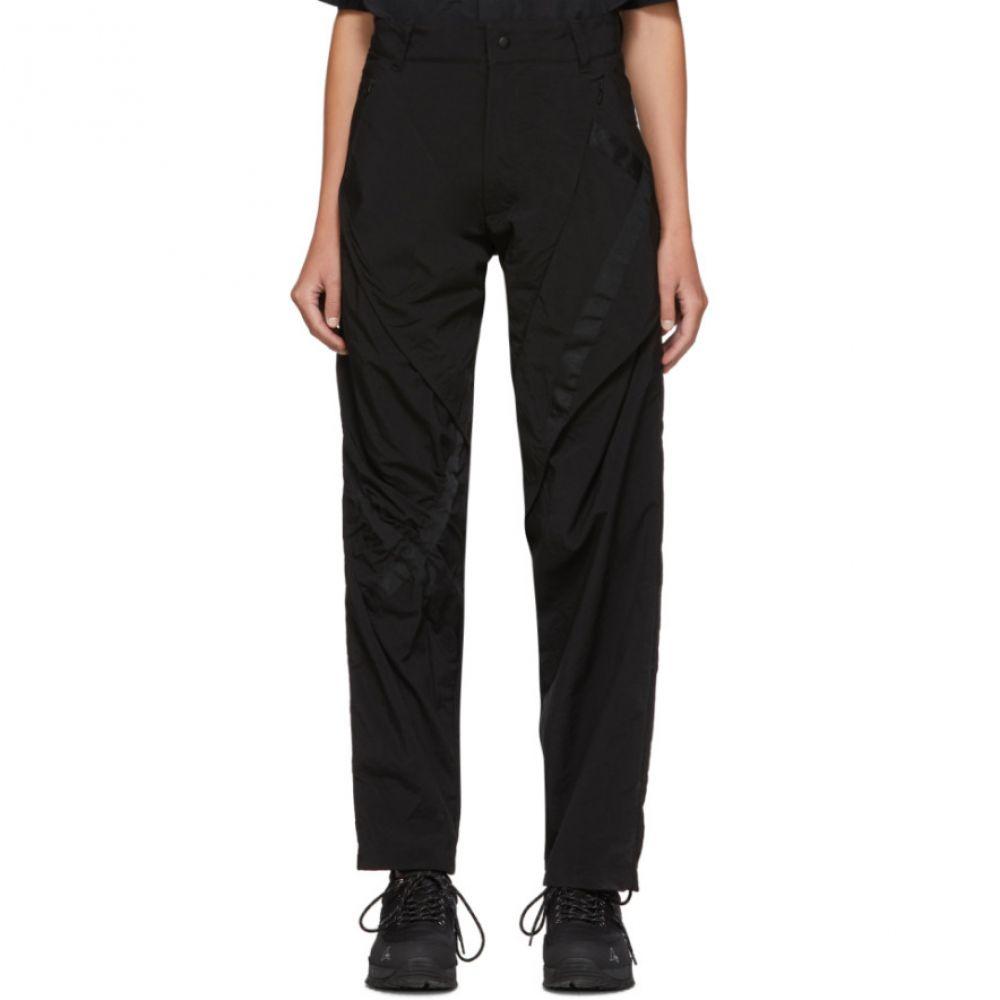 アコールドウォール A-Cold-Wall* レディース ボトムス・パンツ 【Black Lead Contortion Trousers】Black/Black
