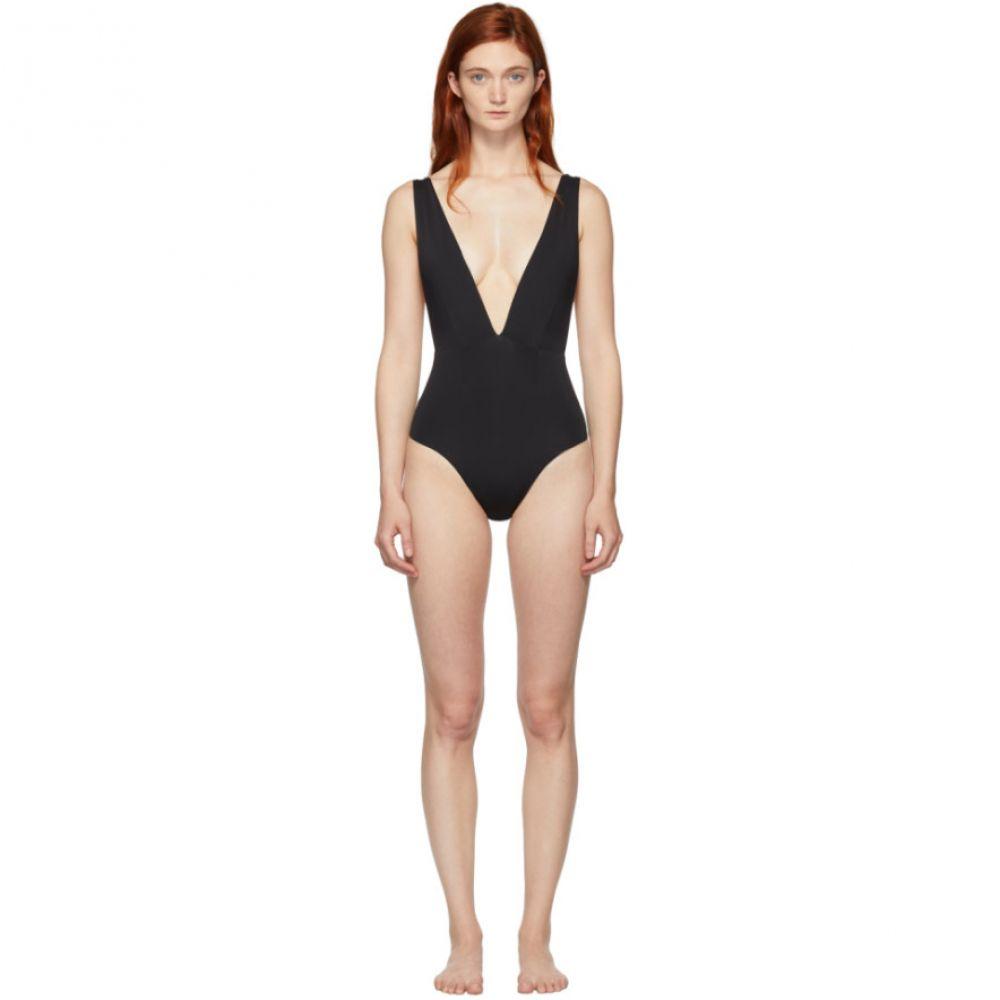 ヘイト Haight レディース ワンピース 水着・ビーチウェア【Black Marina One-Piece Swimsuit】Black