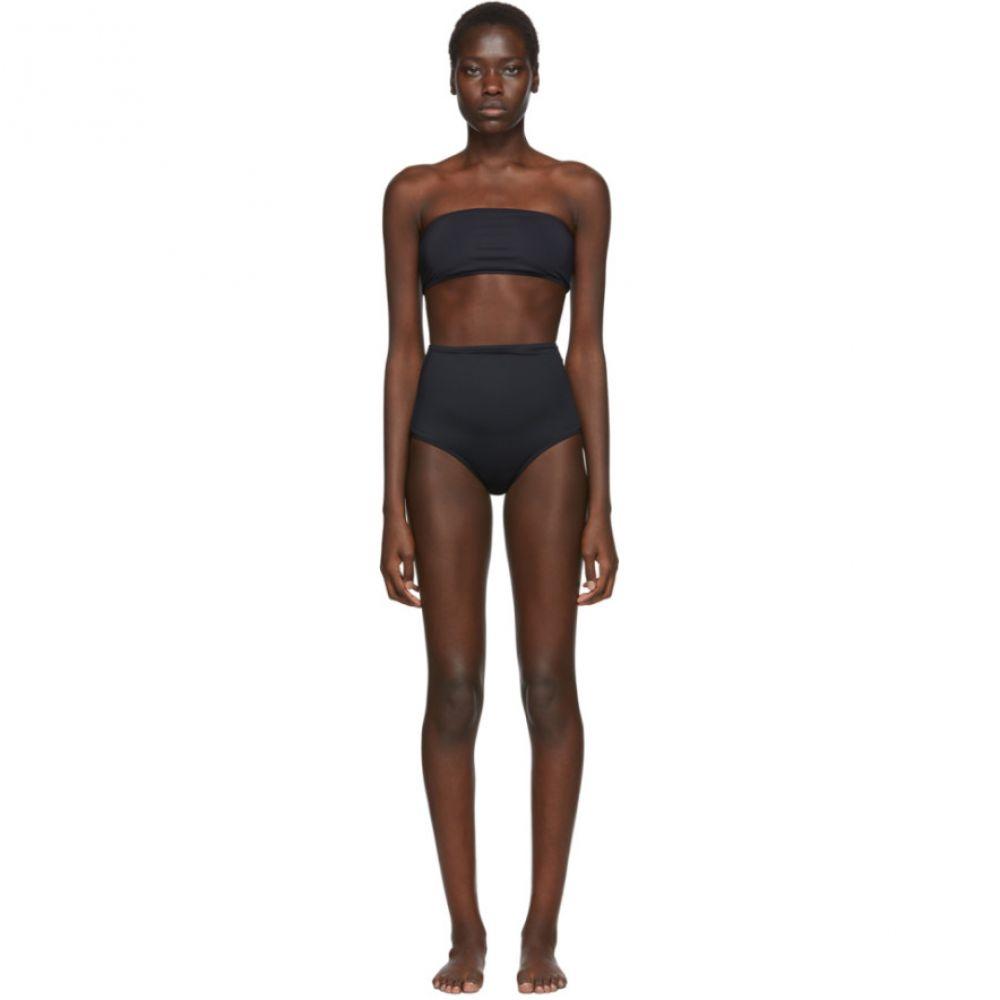 ルディ ガーンライヒ Rudi Gernreich レディース トップのみ 水着・ビーチウェア【Black Bandeau Bikini Top】Black