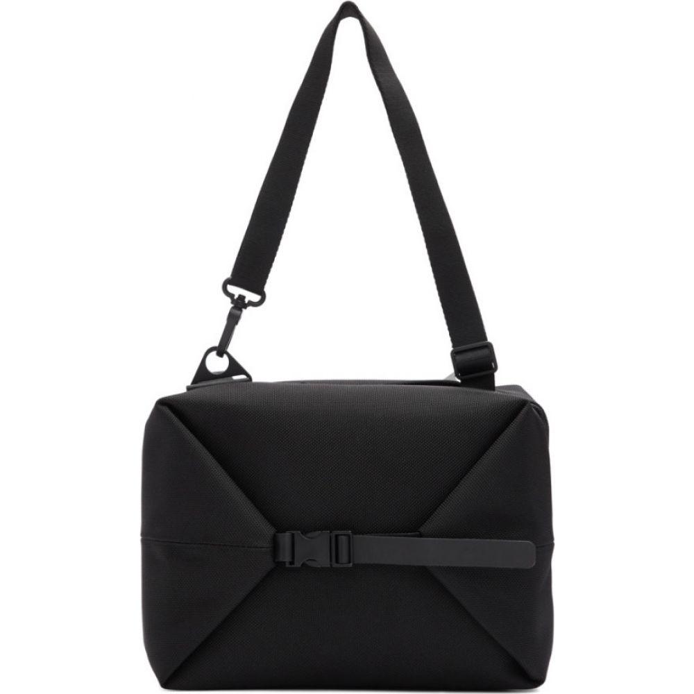 コート エ シエル Cote & Ciel メンズ メッセンジャーバッグ バッグ【Black AAR Ballistic Bag】Black