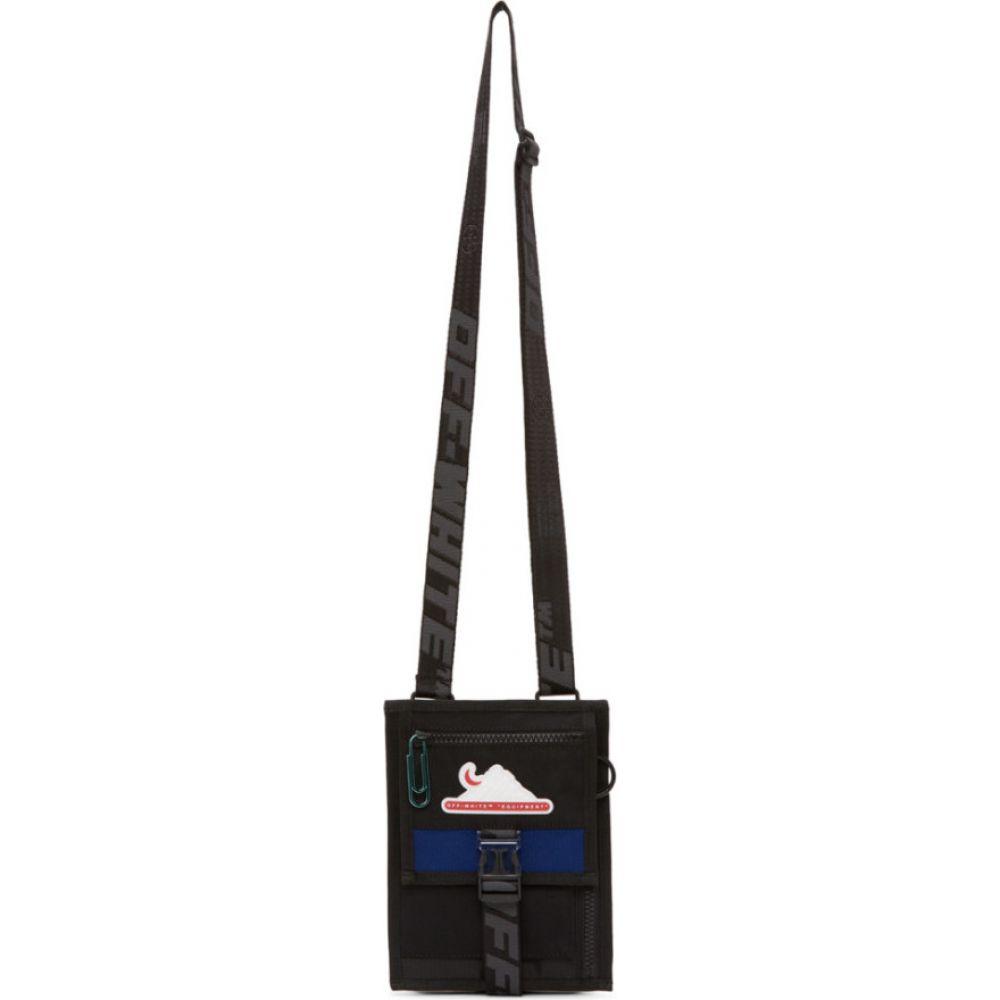 オフホワイト Off-White メンズ バッグ 【Black Equipment Pouch】Black