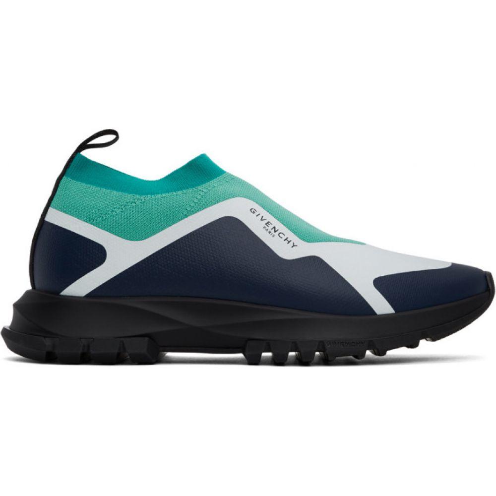 ジバンシー Givenchy メンズ スニーカー シューズ・靴【Green Spectre Runner Sock Low Sneakers】Mint green