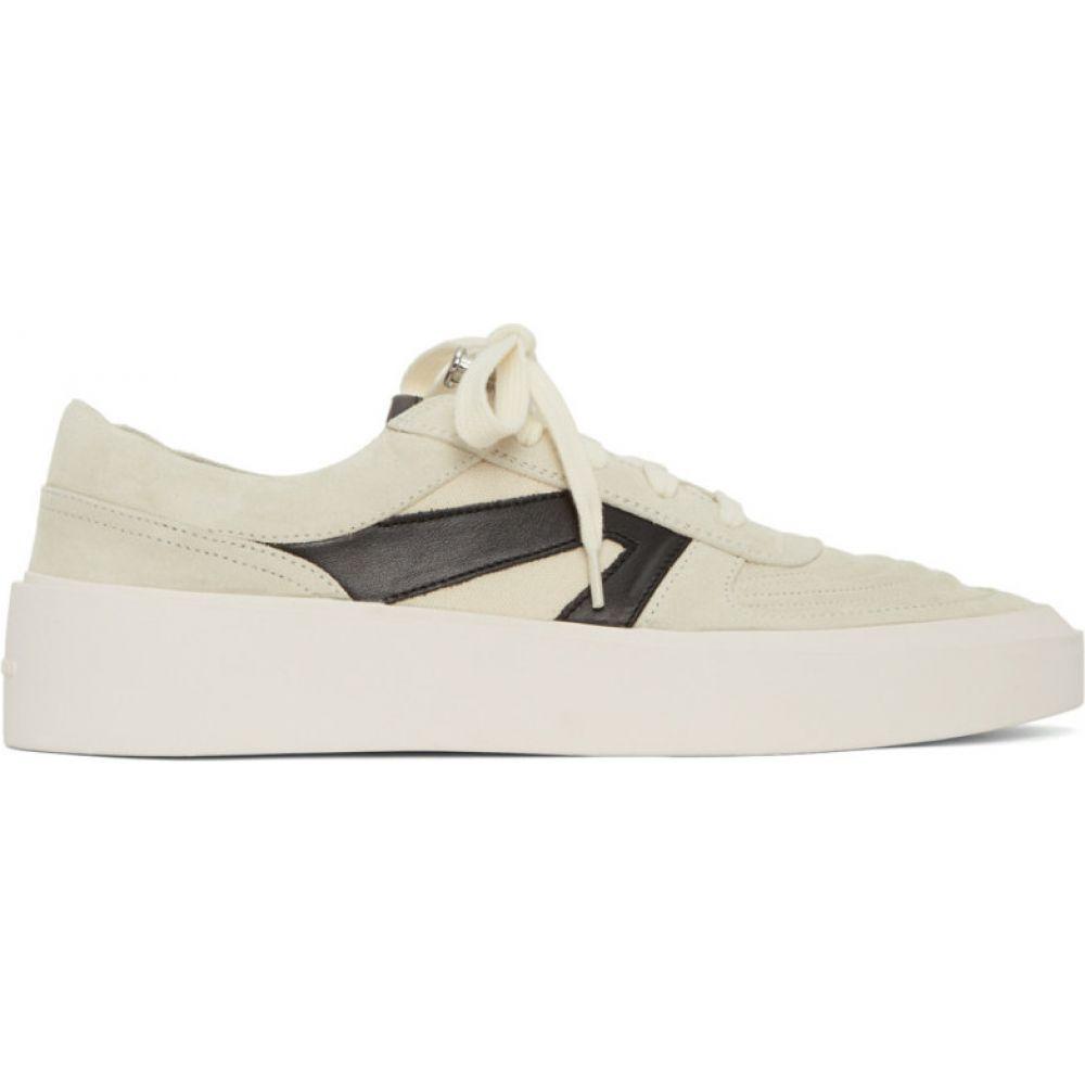 フィアオブゴッド Fear of God メンズ スニーカー シューズ・靴【Off-White Skate Low Sneakers】Off-white