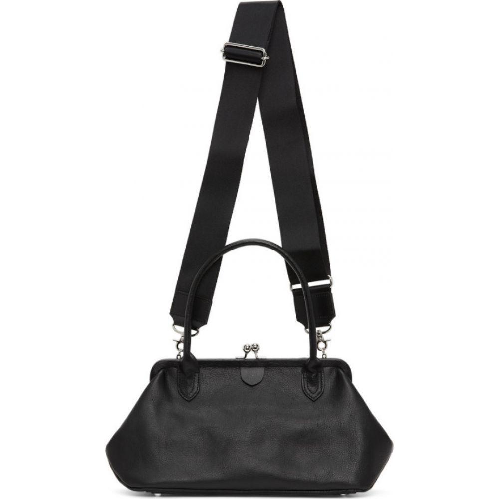 ワイズ Y's レディース ショルダーバッグ バッグ【Black Long 2Way Bag】Black