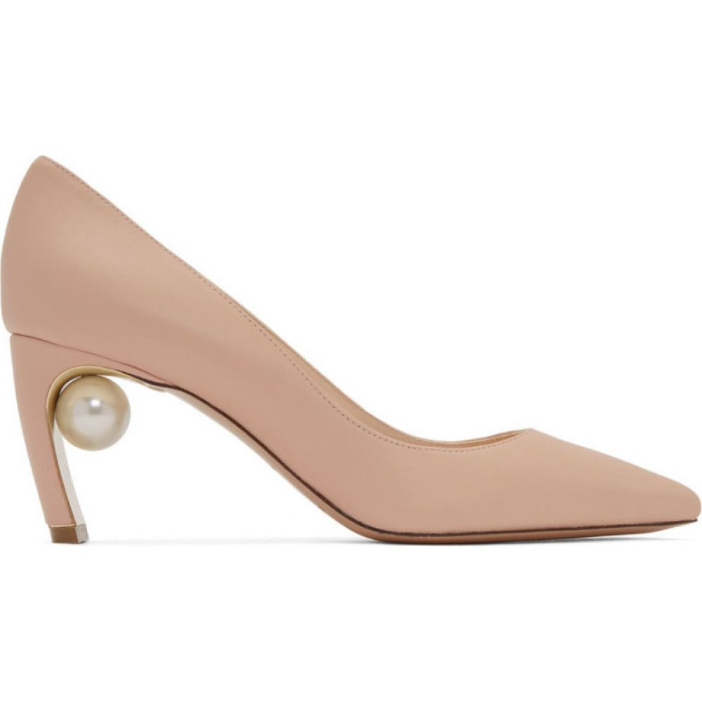 ニコラス カークウッド Nicholas Kirkwood レディース ヒール シューズ・靴【Pink Maeva Heels】Light pink