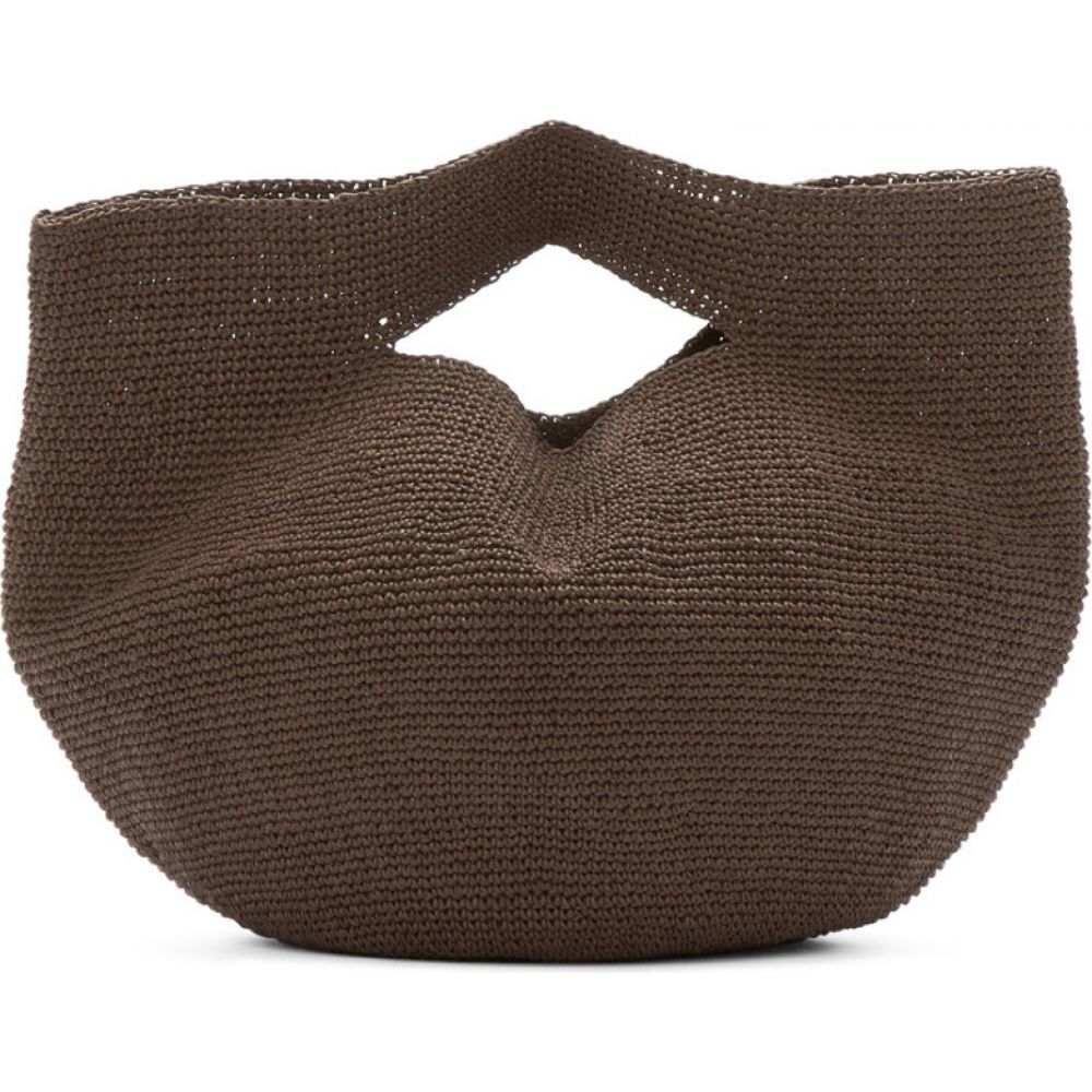 ローレンマヌーギアン Lauren Manoogian レディース トートバッグ バッグ【Brown Baby Bowl Bag】Brown