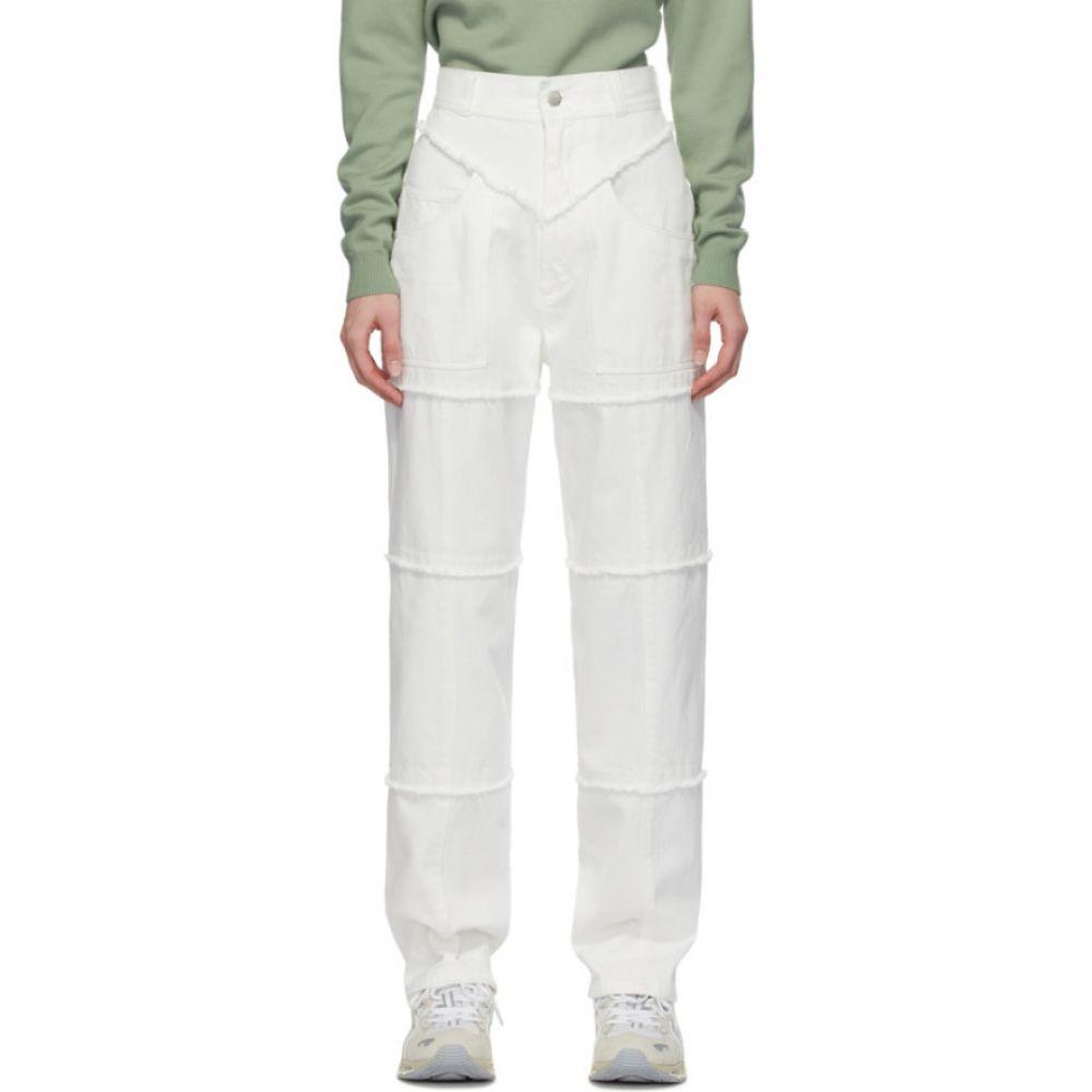 アンブッシュ Ambush レディース ジーンズ・デニム ボトムス・パンツ【White High-Waisted Jeans】White