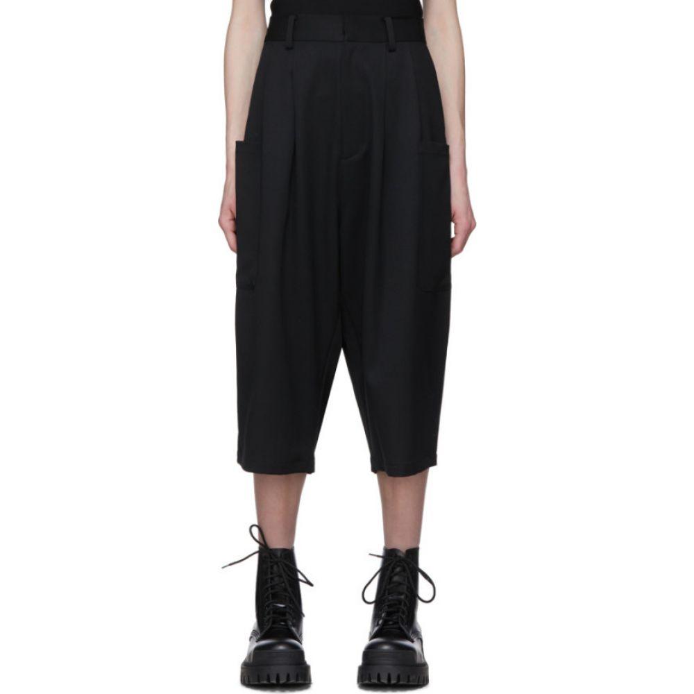 アンブッシュ Ambush レディース ショートパンツ ボトムス・パンツ【Black Harem Shorts】Black