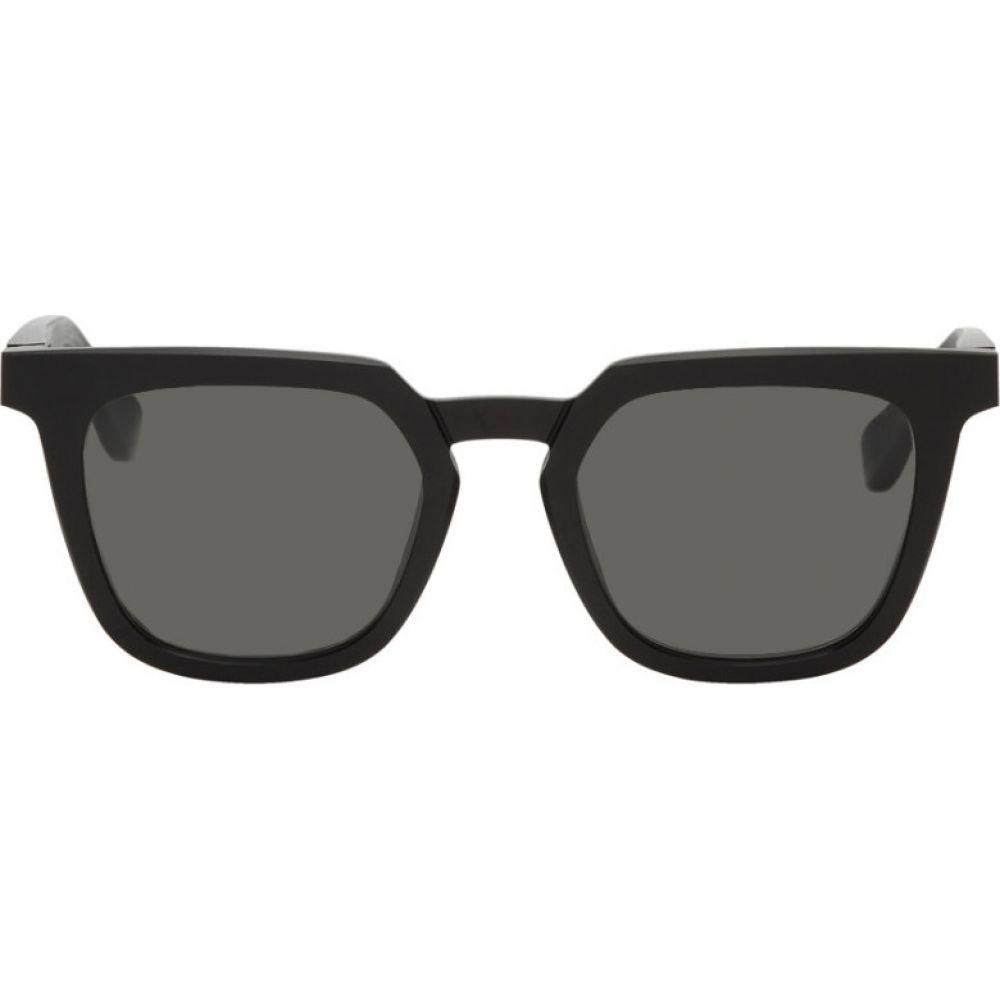 メゾン マルジェラ Maison Margiela レディース メガネ・サングラス 【Black Mykita Edition MMRAW008 Sunglasses】Raw black