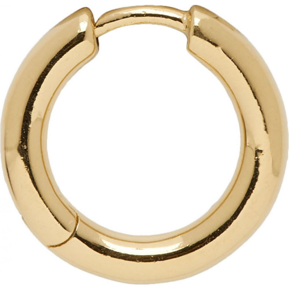 マリア ブラック Maria Black レディース イヤリング・ピアス ジュエリー・アクセサリー【Gold Single Polo Huggie Earring】Gold