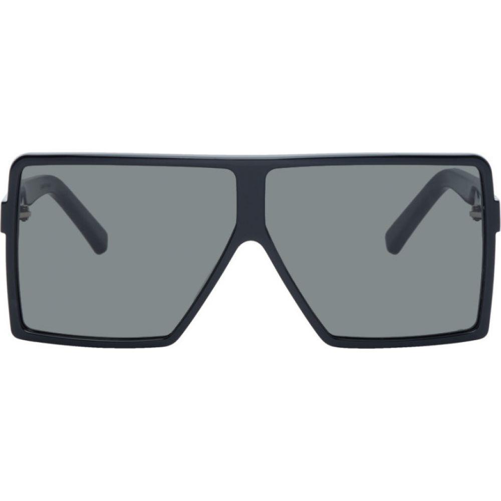 イヴ サンローラン Saint Laurent レディース メガネ・サングラス 【Black SL 183 Betty Sunglasses】Black