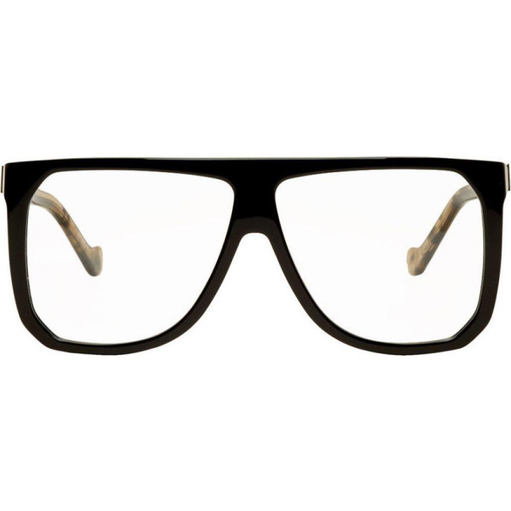 ロエベ Loewe レディース メガネ・サングラス 【Black Filipa Glasses】Black
