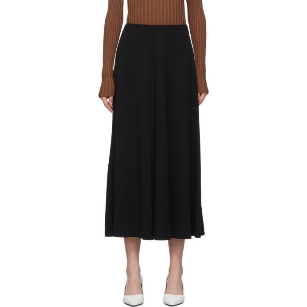 トーテム Toteme レディース ひざ丈スカート スカート【Black Varadero Skirt】Black