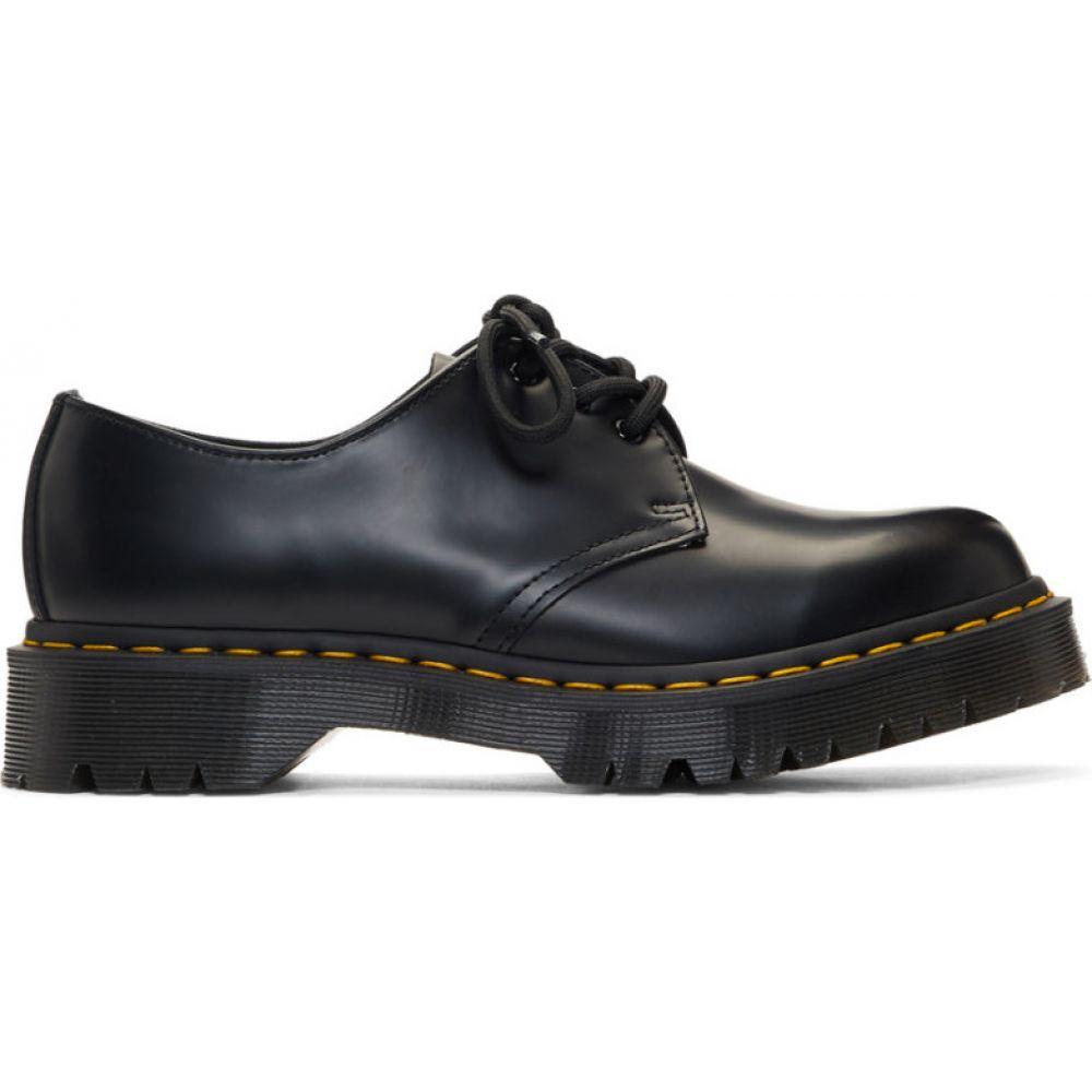 ドクターマーチン Dr. Martens レディース ローファー・オックスフォード シューズ・靴【Black 1461 Bex Platform Derbys】Black