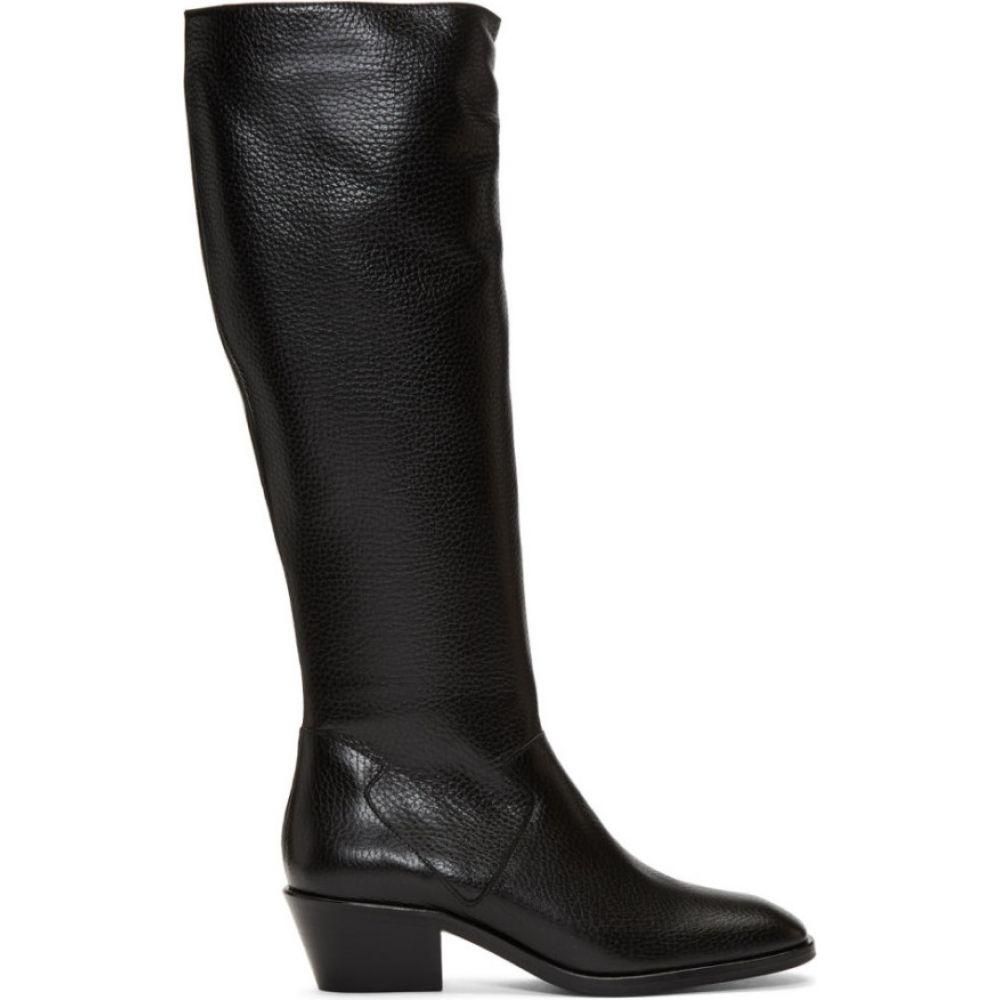 ドラティムール Dorateymur レディース ブーツ シューズ・靴【Black Offroad Biker Boots】Black