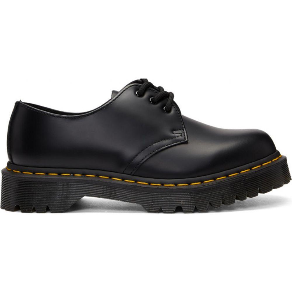 ドクターマーチン Dr. Martens メンズ 革靴・ビジネスシューズ レースアップ シューズ・靴【Black 1461 Bex Lace-Up Derbys】