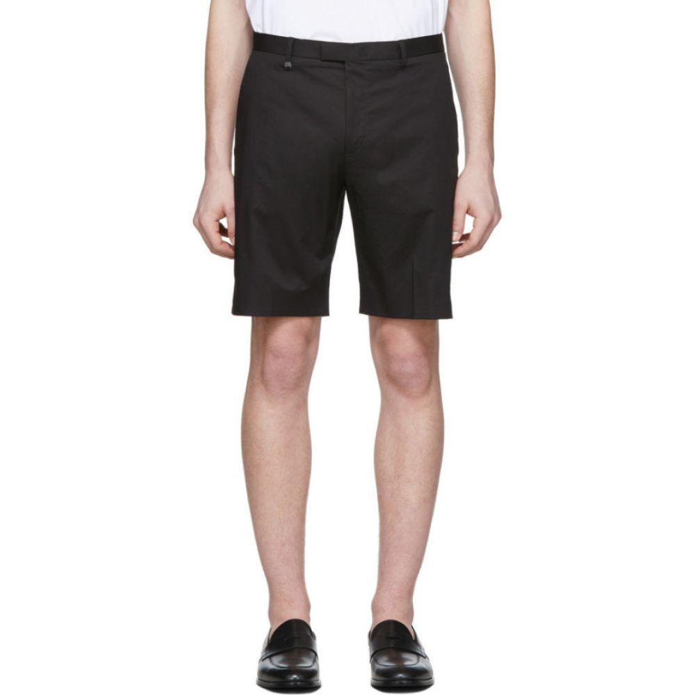 ヒューゴ ボス Hugo メンズ ショートパンツ ボトムス・パンツ【Black Ferris Shorts】Black