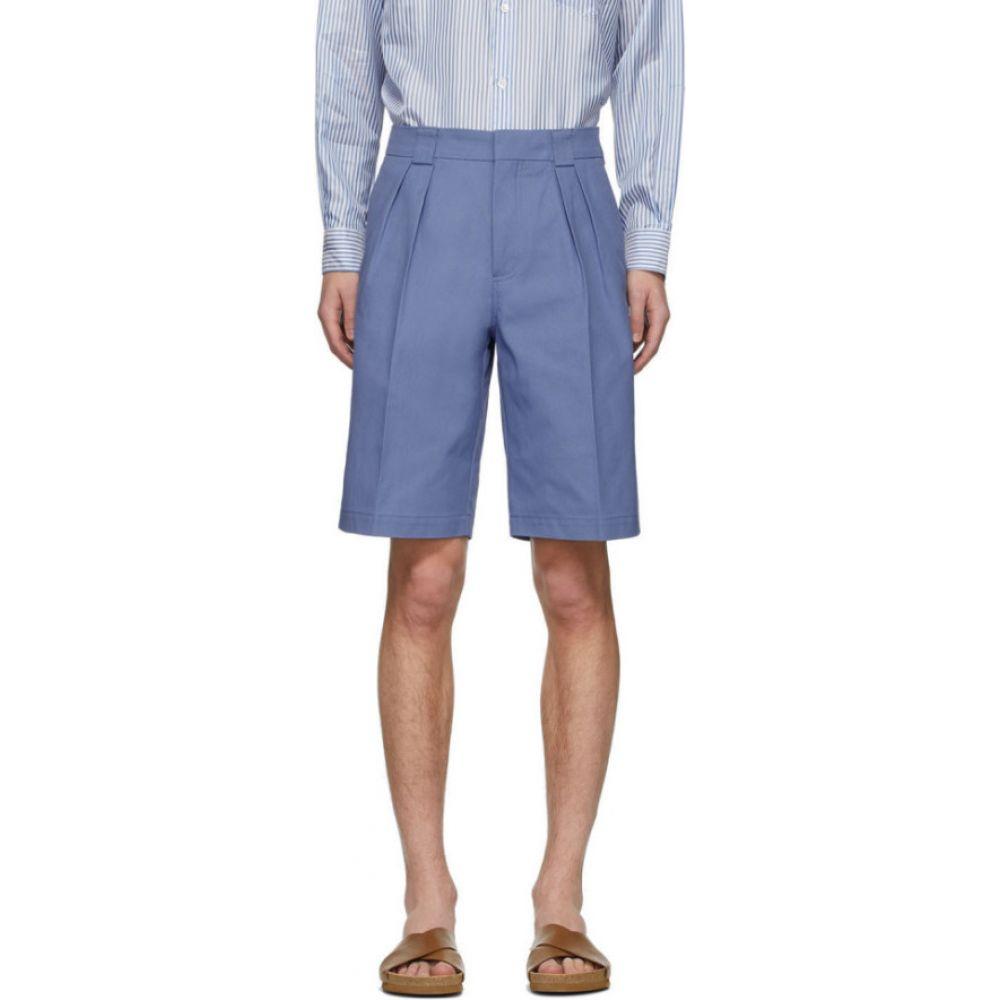 ジャックムス Jacquemus メンズ ショートパンツ ボトムス・パンツ【Blue 'Le Short De Costume' Shorts】Blue