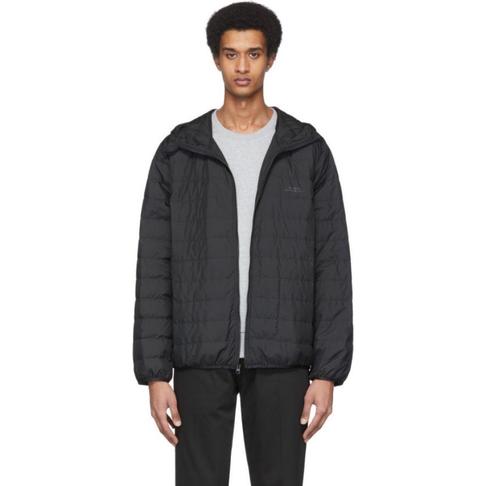 サタデーニューヨーク Saturdays NYC メンズ コート アウター【Black Packable Fujimura Coat】Black