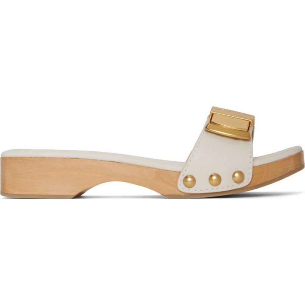 ジャックムス Jacquemus レディース サンダル・ミュール シューズ・靴【Off-White 'Les Tatanes' Sandals】Off-White
