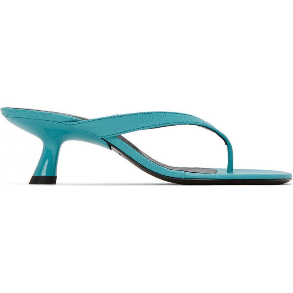 サイモンミラー Simon Miller レディース サンダル・ミュール シューズ・靴【Blue Beep Thong Sandals】Wave
