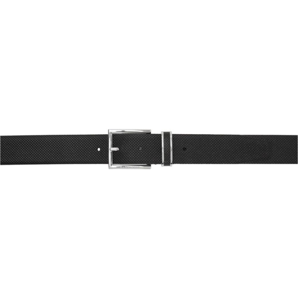 ヒューゴ ボス Boss メンズ ベルト 【Black Canzio-D Belt】Black