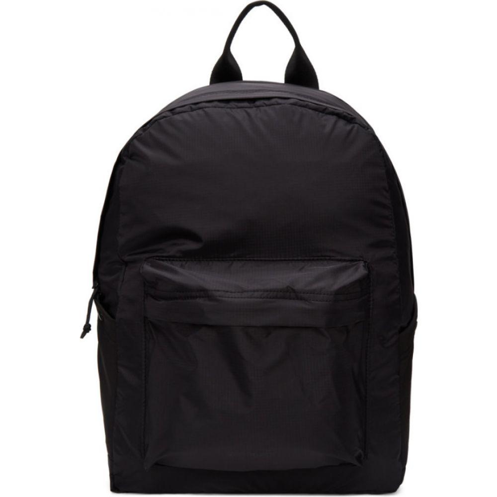 ノースプロジェクト Norse Projects メンズ バックパック・リュック バッグ【Black Day Backpack】Black