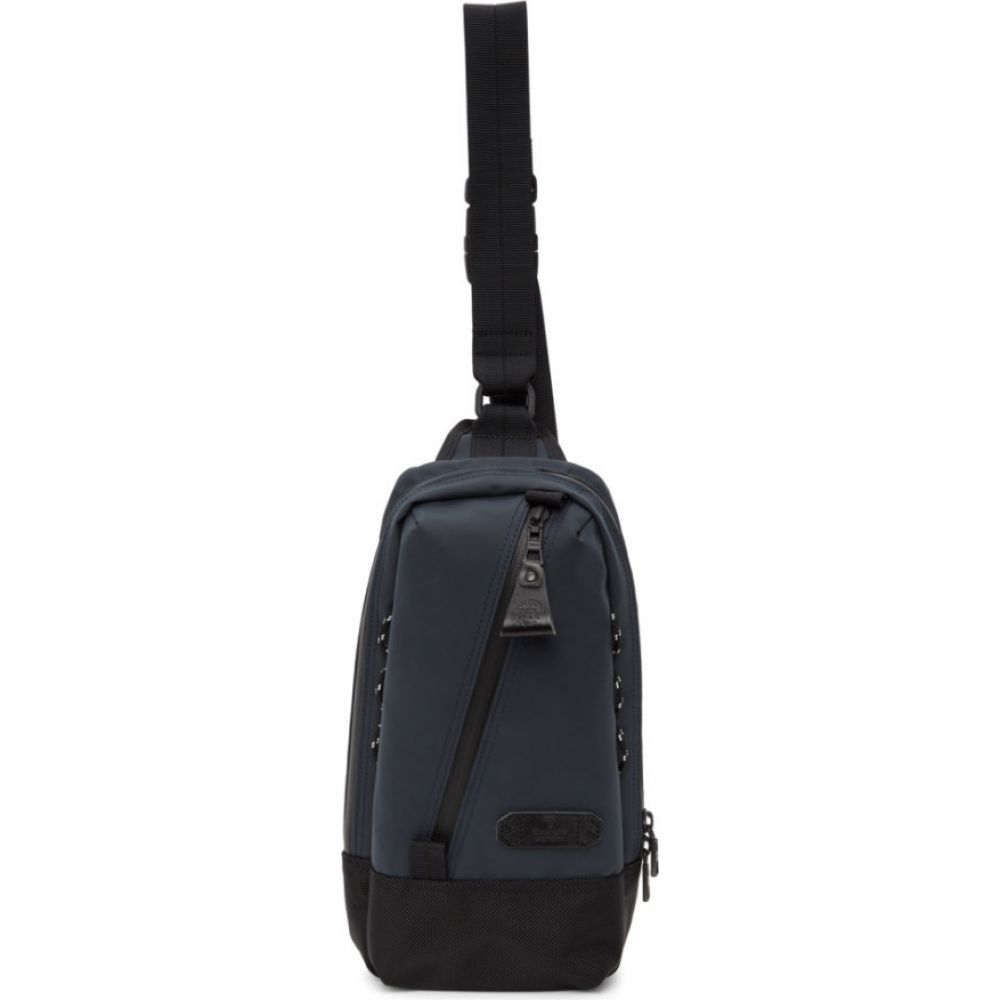 マスターピース Master-Piece Co メンズ バックパック・リュック バッグ【Navy Slick Shoulder Backpack】Navy